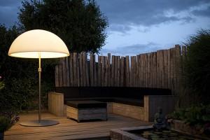 Moderne tuinsferen