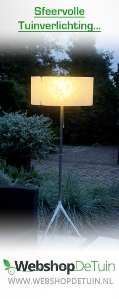 losse tuinverlichting snoer